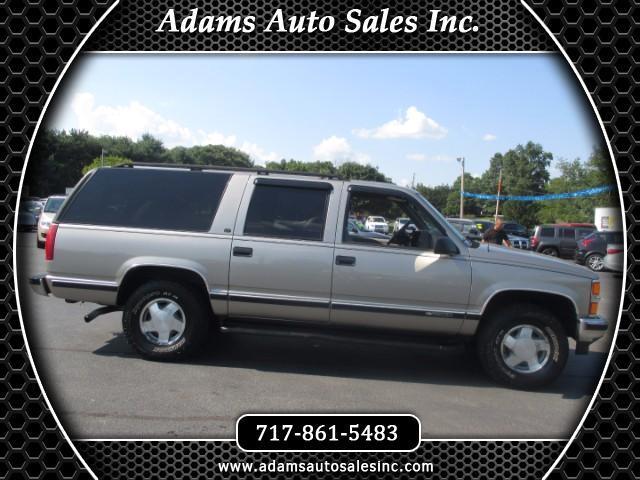 1999 Chevrolet Suburban 1500 LT