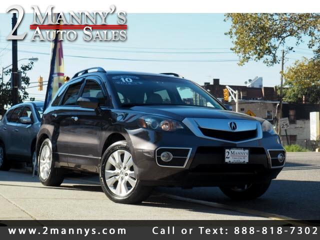 2010 Acura RDX 5-Spd AT SH-AWD with Technology Package