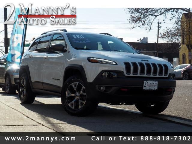 2014 Jeep Cherokee Trailhawk 4x4 *Ltd Avail*