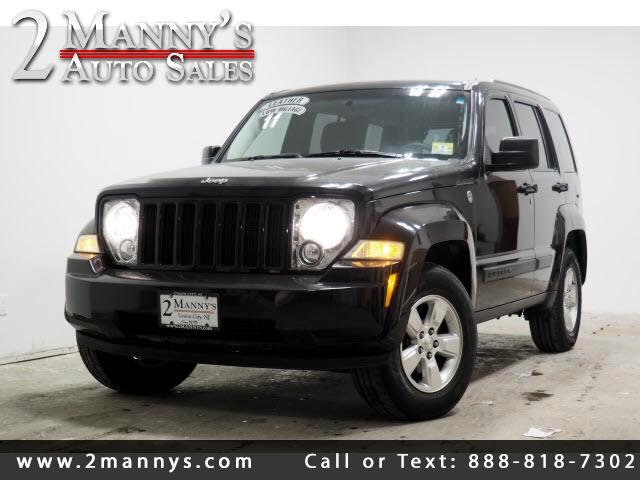 2011 Jeep LIBERTY SP