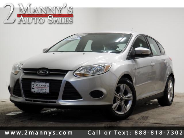 2013 Ford FOCUS SE SE HATCH