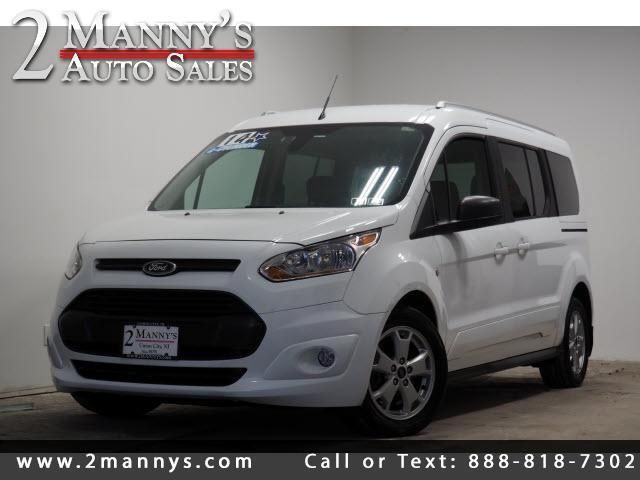2014 Ford Transit Connect XLT with Side and Rear Door Glass