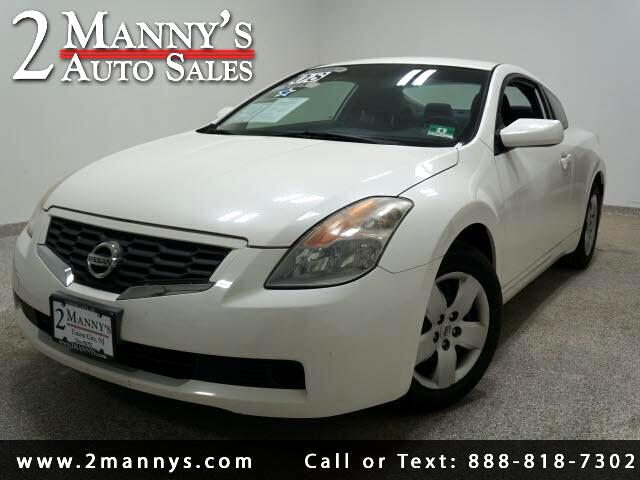 2008 Nissan Altima Coupe 2.5 S Coupe