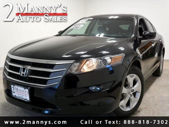 2010 Honda Accord Crosstour EX-L 4WD 5-Spd AT
