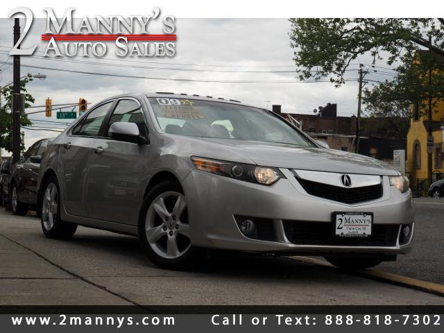 2009 Acura TSX 5-Spd AT w/ Technology Package