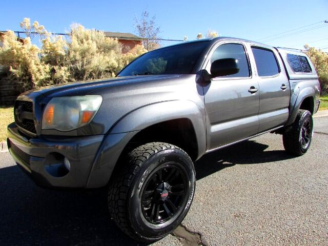 2011 Toyota Tacoma 2WD Double Cab V6 AT TRD Off Road (Natl)