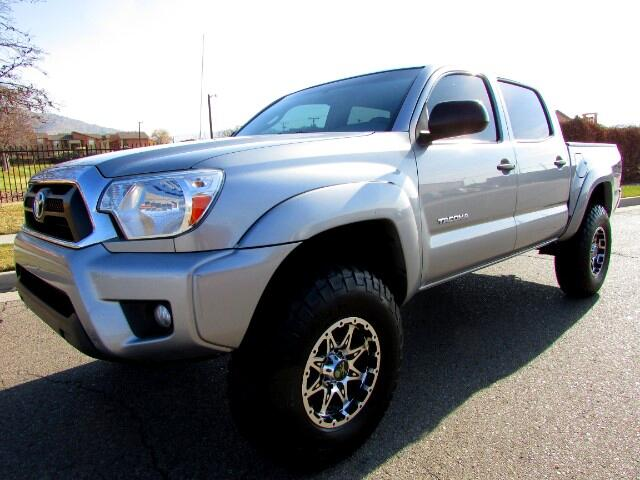 2014 Toyota Tacoma TRD Off Road Double Cab 4WD
