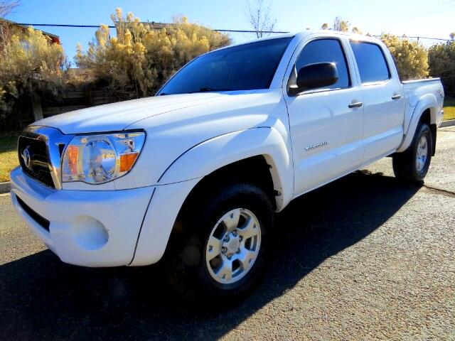 2011 Toyota Tacoma TRD Off Road Double Cab V6 4WD