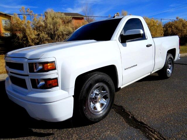 2015 Chevrolet Silverado 1500 LS Short Box 2WD