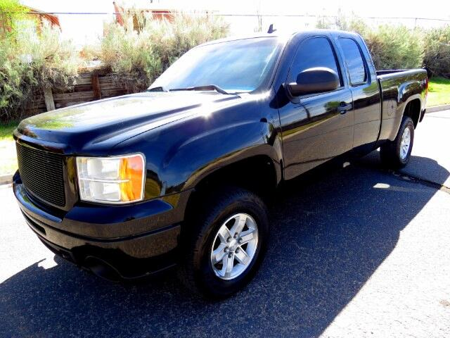 2009 GMC Sierra 1500 SLE1 Ext. Cab Std. Box 4WD