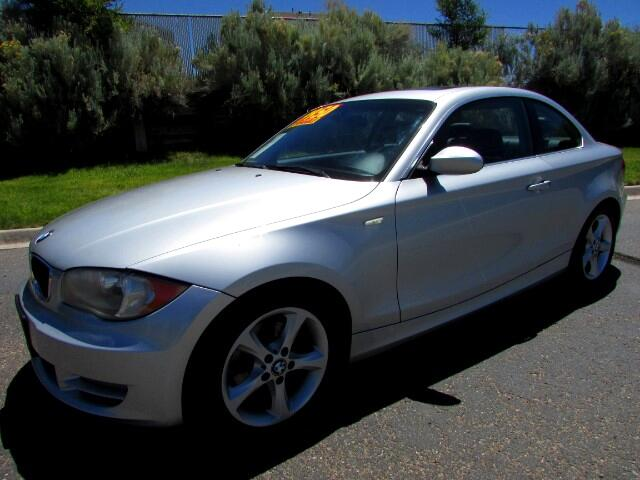 2008 BMW 1-Series 128i Coupe