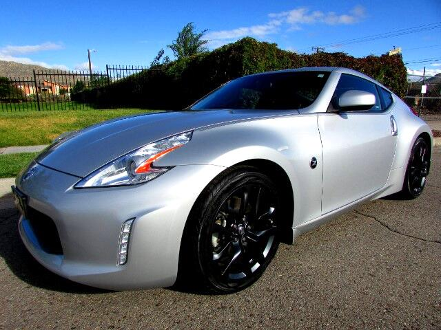 2016 Nissan Z 370Z Coupe 7AT