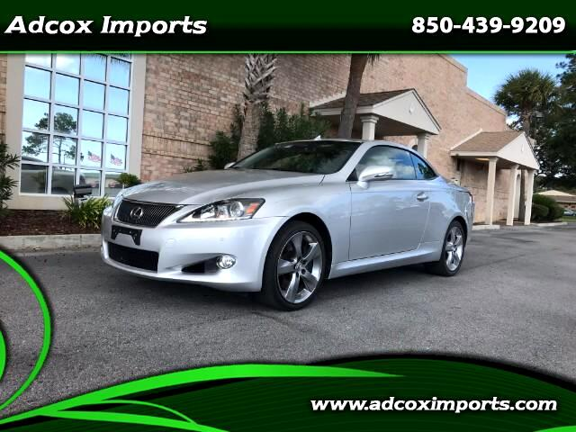 2011 Lexus IS C IS 350C