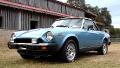 1982 Fiat Spider 124