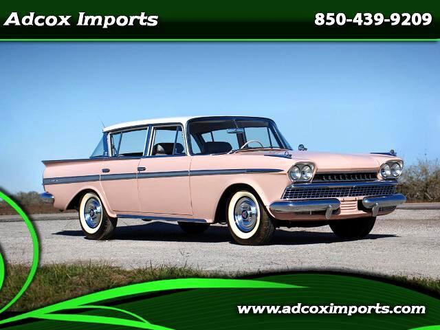 1960 AMC Ambassador Rambler