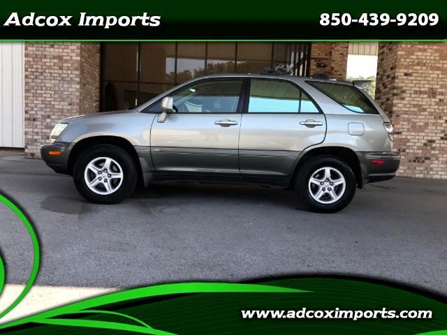 2002 Lexus RX 300 2WD