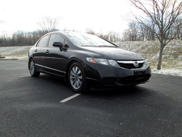 2009 Honda Civic EX-L Sedan
