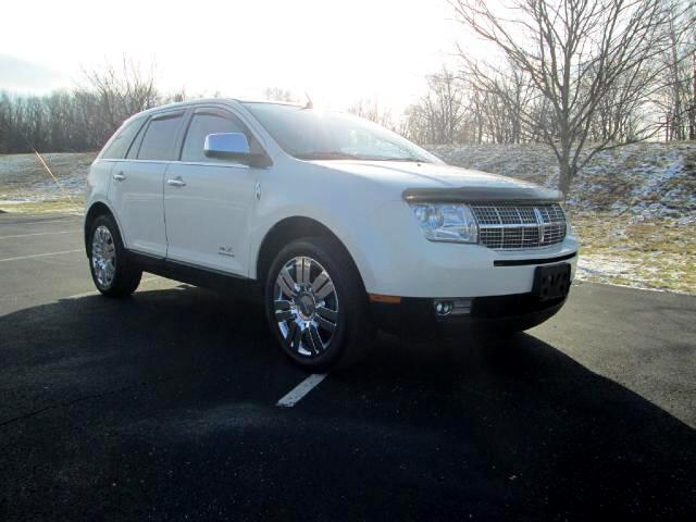 2008 Lincoln MKX AWD LIMITED EDITION