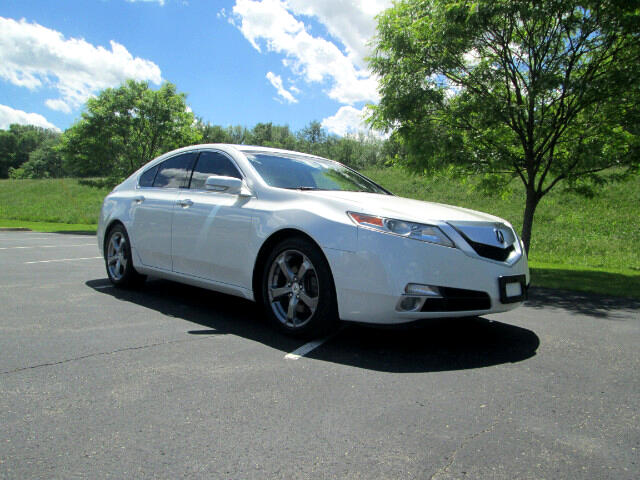 2010 Acura TL Automatic AWD W/Naviagtion Tech Package