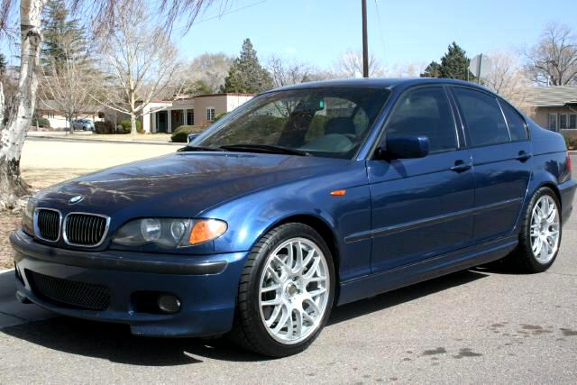 2003 BMW 3-Series 330i Sedan
