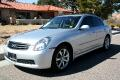 2006 Infiniti G35X With Navigation