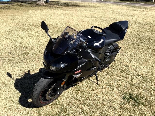 2011 Kawasaki ZX600-R Ninja