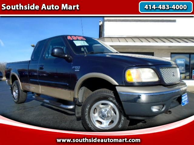 1999 Ford F-150 XL SuperCab Short Bed 4WD
