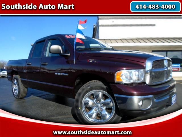 2005 Dodge Ram 1500 Laramie Quad Cab Short Bed 2WD