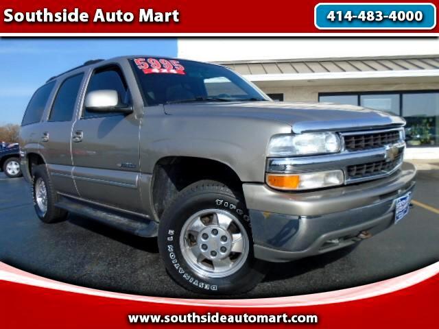 2001 Chevrolet Tahoe LT 4WD
