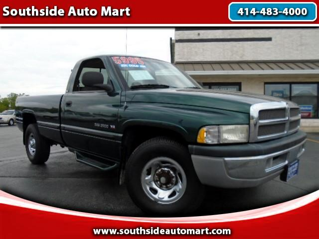 1999 Dodge Ram 2500 Reg. Cab Long Bed 2WD