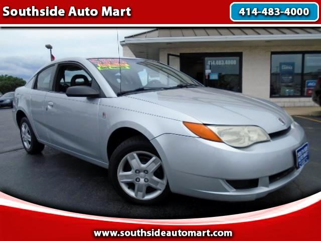 2006 Saturn ION Quad Coupe 2 w/Auto