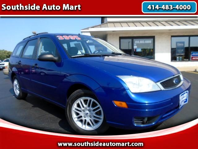 2005 Ford Focus Wagon ZXW SES