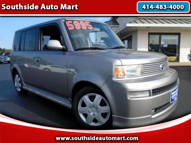 2005 Scion xB Wagon