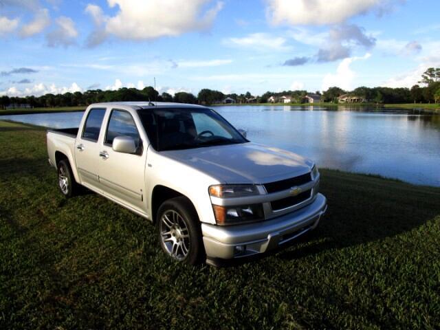 2010 Chevrolet Colorado LT3 Crew Cab 2WD