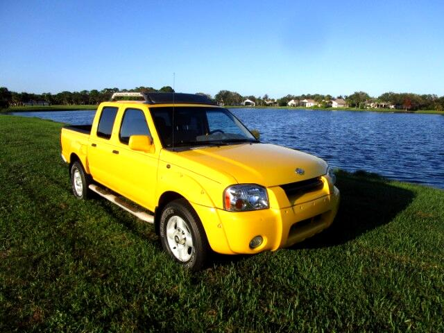 2001 Nissan Frontier SE Crew Cab 2WD