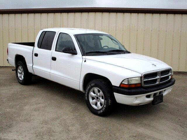 2004 Dodge Dakota Sport Quad Cab 2WD