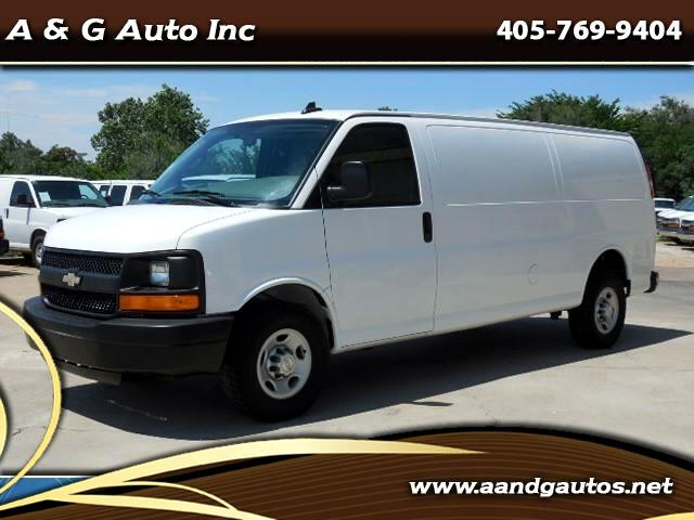 2016 Chevrolet Express G2500 Extended Cargo