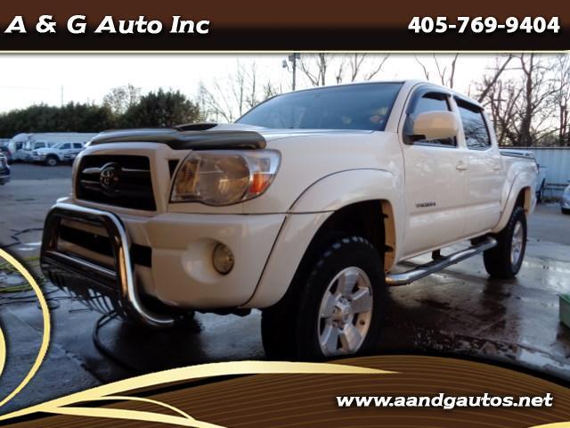 2010 Toyota Tacoma 4WD TRD Sport Double Cab V6