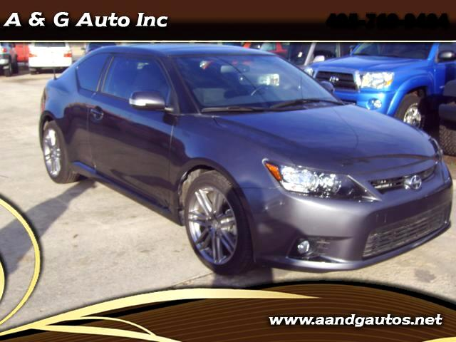 2011 Scion tC Sports Coupe 6-Spd MT