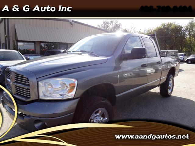 2007 Dodge Ram 2500 TRX4 Off Road Quad Cab 4WD