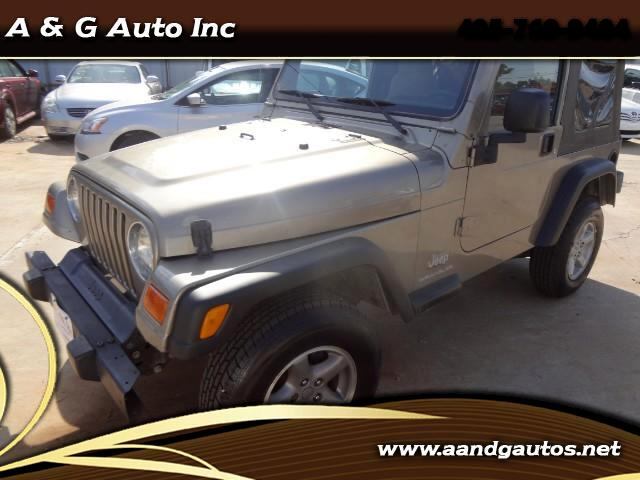 2003 Jeep Wrangler X L6