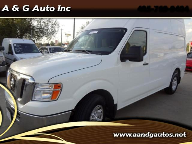 2013 Nissan NV Cargo 3500 HD SV  V8 High Roof