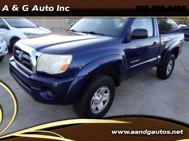 2006 Toyota Tacoma PreRunner 2WD