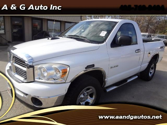 2008 Dodge Ram 1500 SXT SHORT Bed 2WD