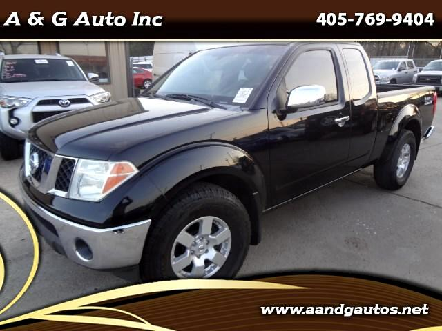 2006 Nissan Frontier Nismo King Cab 2WD
