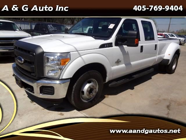2015 Ford F-350 SD XLT Crew Cab Long Bed 2WD
