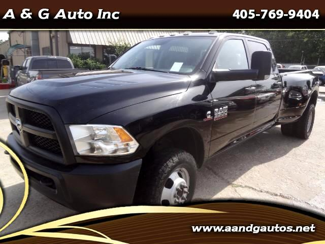 2014 Dodge Ram 3500 ST Long Bed 4WD DRW