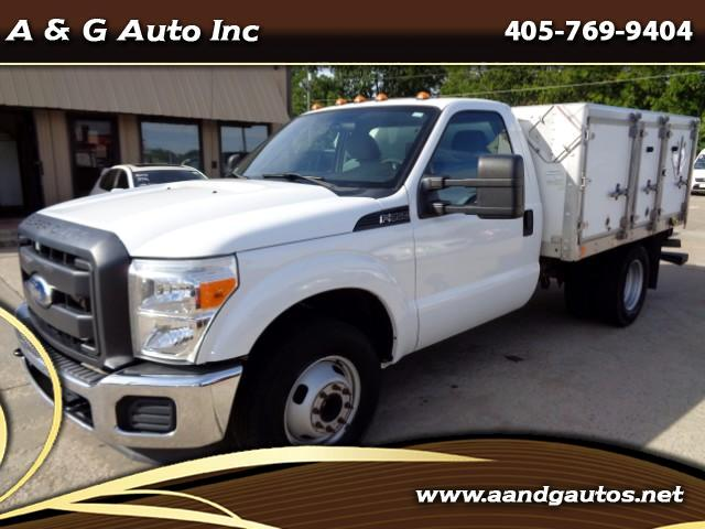2011 Ford F-350 SD XL DRW 2WD
