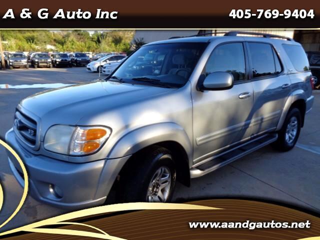 2004 Toyota Sequoia SR5 2WD