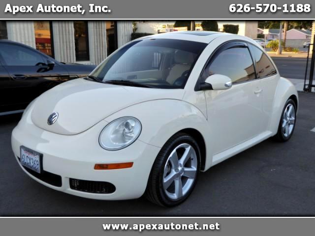 2008 Volkswagen New Beetle SE PZEV